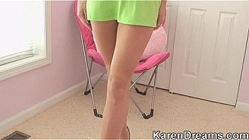 Valuable karen dreams glass dildo video consider