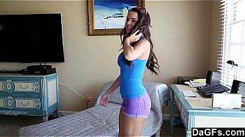 Dagfs - Dillion Harper Making A Video For Her Boyfriend