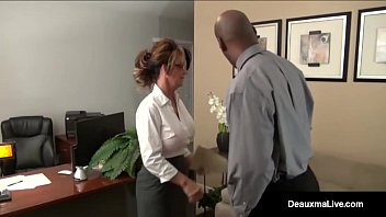 Deauxma Interracial!