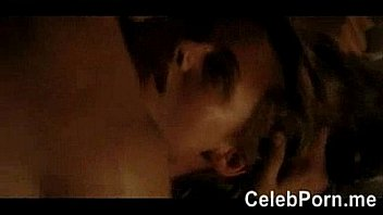 Kristen Stewart having sex and moaning in a movie
