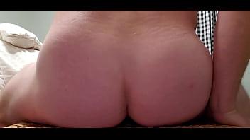 big black butt plug stretching ass