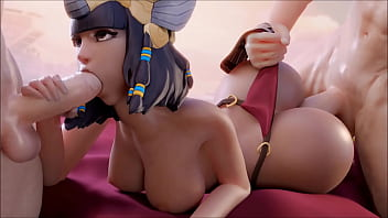 Compilation of Pharah from Overwatch