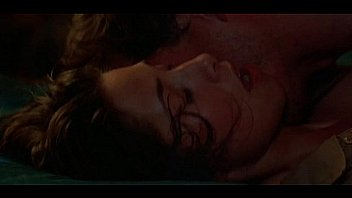 Johanna Marlowe nude/sex scene from Bad Moon (1996) werewolf horror