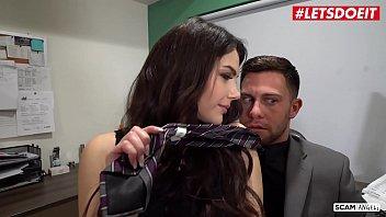 LETSDOEIT -  Seth Gamble Fucks At The Office With His Sexy Secretaries - Valentina Nappi & Karma Rx