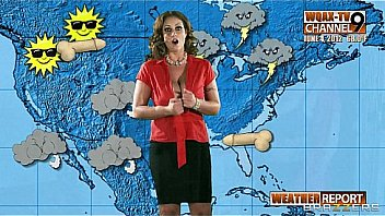 Removed big titted weather girl 2 variant possible