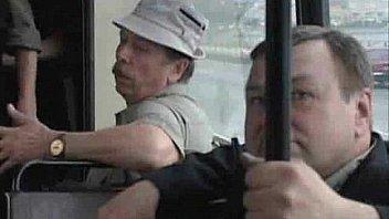 Public Bus Fucking