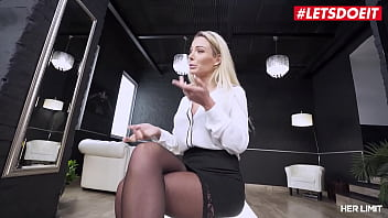 LETSDOEIT - Isabelle Deltore - Sexy Ass Australian MILF Takes A Huge Cock And Tries Her Limits