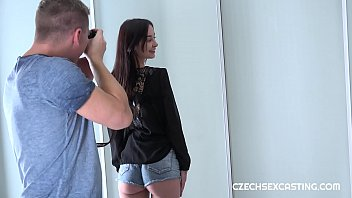 Freya Dee is a nice Slovak girl in need of a good income. She heard porn pays well, so she wants to give it a shot. Watch her first porn audition.