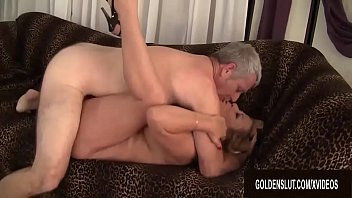 Mature Karen Summers Fucks a Thick Cock