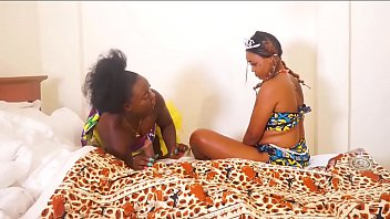 sexual initiation of a young newly married adolescent girl in an African tribe