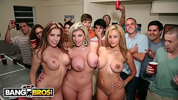 BANGBROS - House Party Gets Turnt The Fuck Up When Pornstars Show Up