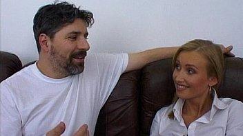 Sex Casting mit Cindy