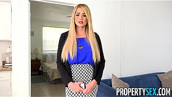 PropertySex - Vacation rental mishap turns into hot sex with busty agent