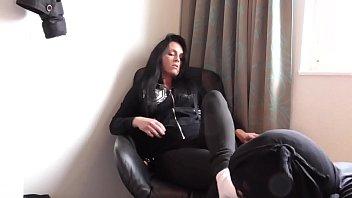 fetish feet worship