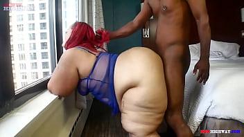 fat ass ssbbw gets her booty banged by Mr Stixx