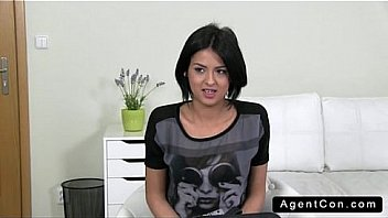 fake casting couch innocent girl
