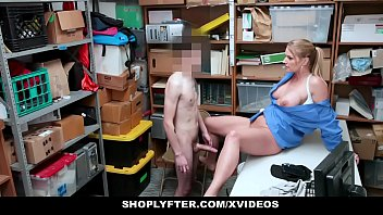 ShopLyfter - Teen Guy Fucks MILF Police for Freedom