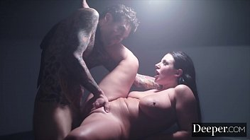 Deeper. Angela White Knows How to Get the Truth