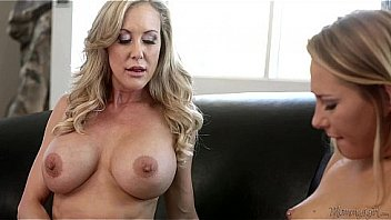Brandi Love Fucks Carter Cruise With A Strap-on