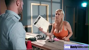 Mature Busty Lady (Alexis Fawx) Like Hard Bang On Camera vid-02