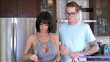 Hard Style Banged On Cam With Big Melon Tits Housewife (veronica avluv) movie-29