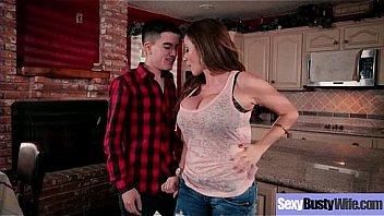 (Ariella Ferrera) Slut Hot Big Tits Mommy Love To Bang video-04