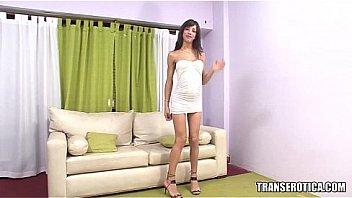 TransErotica.com - Anal fuck latina Shemale