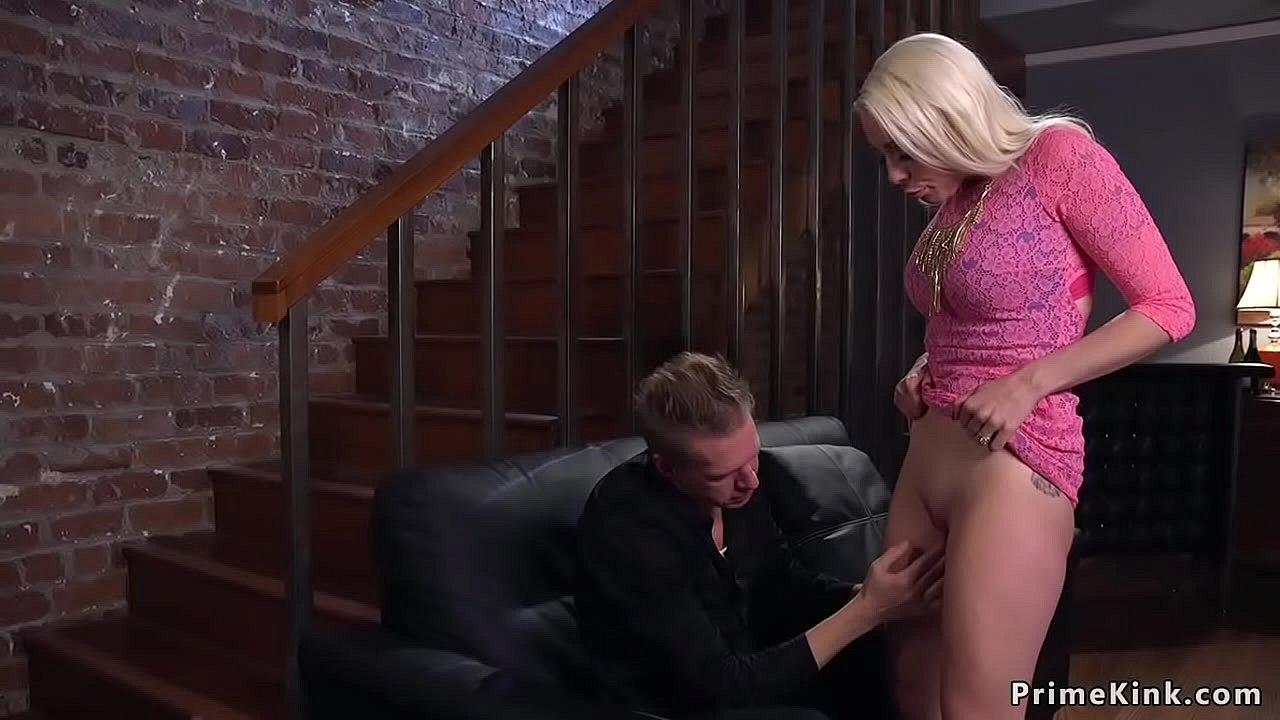 busty blonde milf cheating