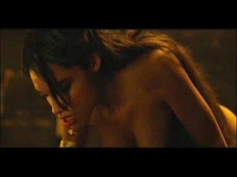 hard Rosario nipples dawson