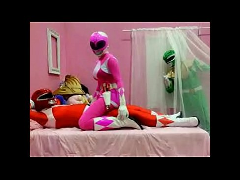 Porn rangers yellow power