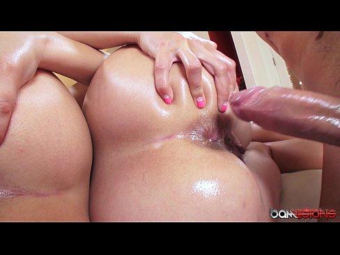 Threesome Anal Sex