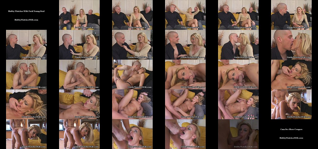 Watching Old Wife Fuck Amateur
