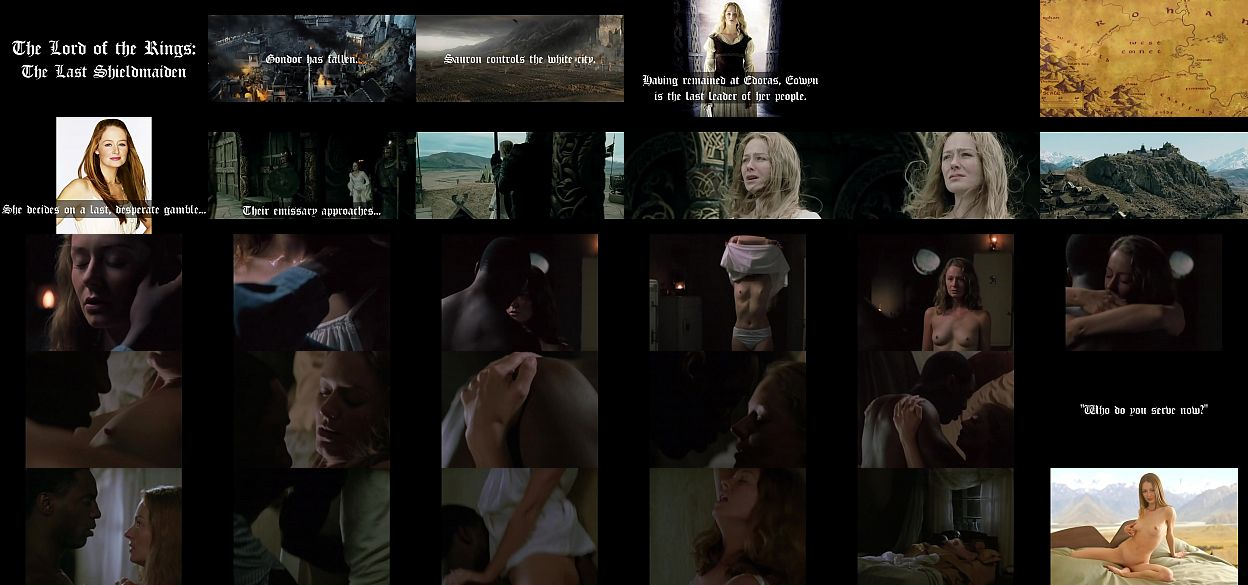 Lord of the rings sex tape