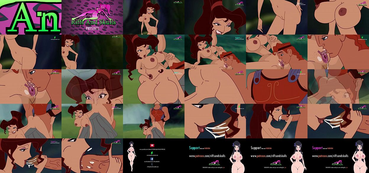 Hercules meg nackt