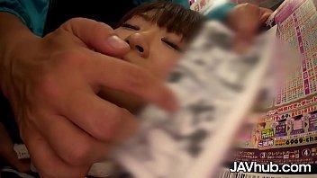 JAVHUB Yukina Aizawa gets a messy creampie