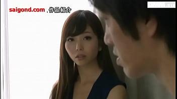 Yuki Jin anal sex gang wife boss