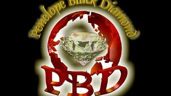 Penelope Black Diamond - Sklavin Michaela 2 Dildos  Preview