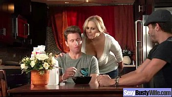 Busty Housewife (julia ann) In Hardcore Sex Action Secene movie-17