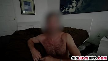 Horny step sister fucks her sleeping brother every morning