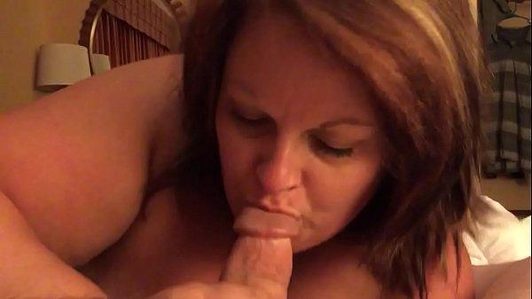 Ssbbw suck and cum in mouth