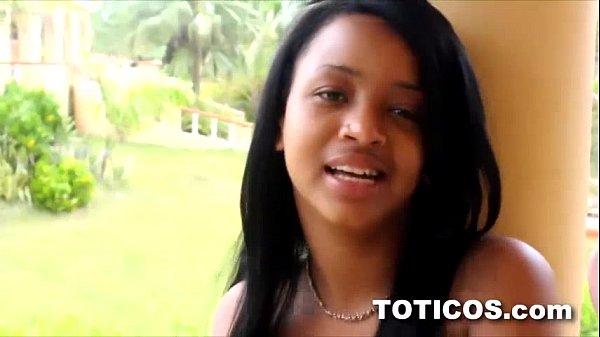 Black facials grown home girl