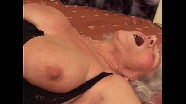 Cum inside granny