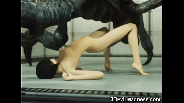 Alien sex videos monster