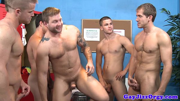 Hardcore Orgy With Muscular Colby Jansen