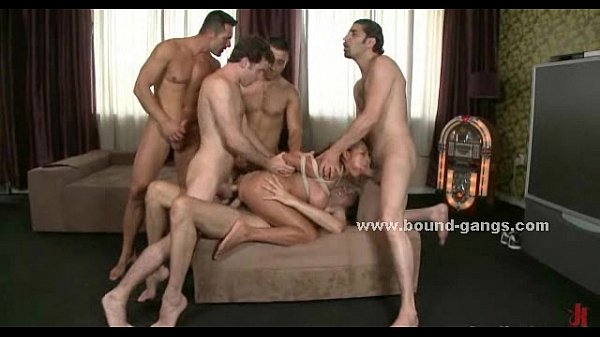 Sex gang bang photo