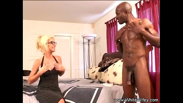 White milf gangbang by entire black neighbourhood