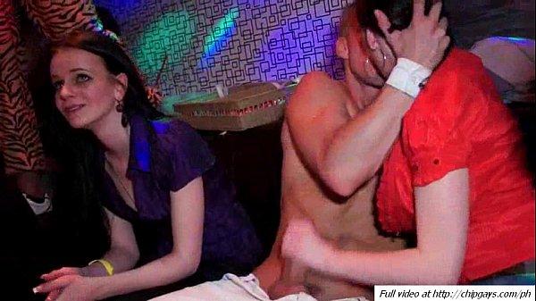 Mad dance party with crazy girls in nightclub - XNXX COM