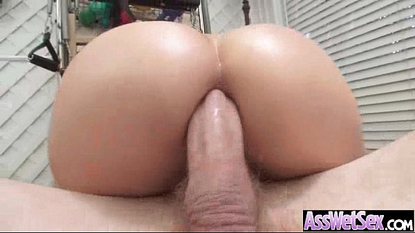 Jackie loves ass to mouth and butt gapes anal ass big