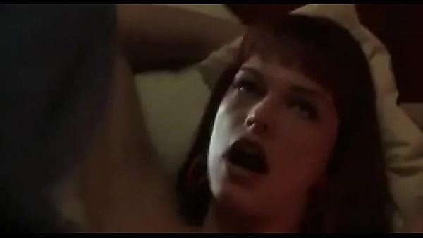 Jovovich grande milla video nude