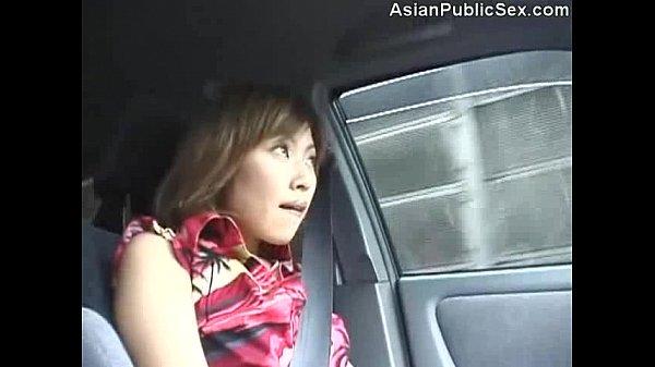 Public Swallow Amateur Asian